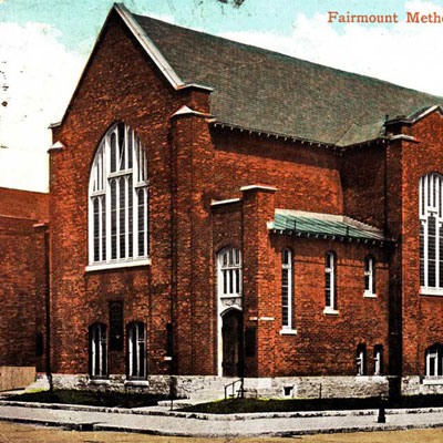 Fairmount Methodist church