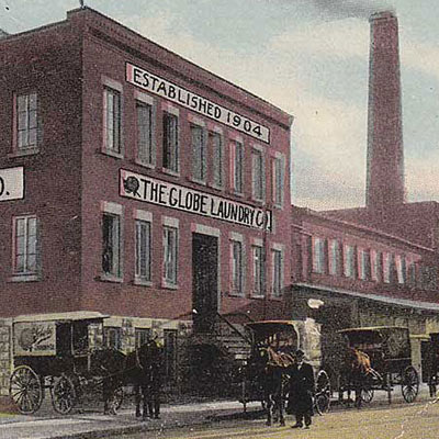 The Globe laundry co